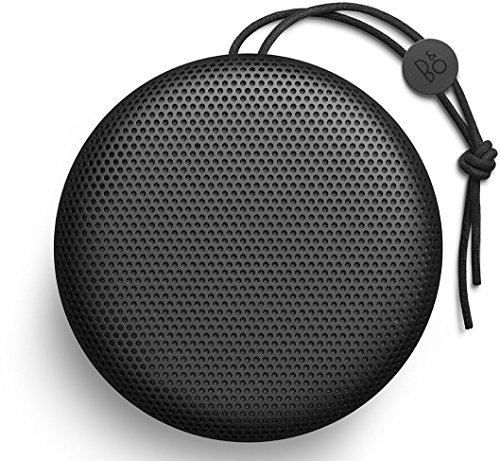 B&O PLAY by Bang & Olufsen Beoplay A1 Bluetooth Speaker - Black from B&O PLAY by Bang & Olufsen