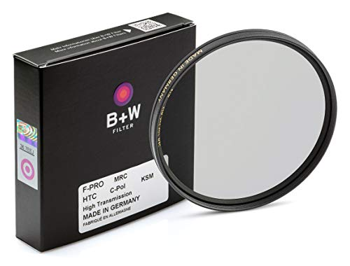 B+W 58mm HTC Kaesemann Circular Polarizer with Multi-Resistant Coating from B+W