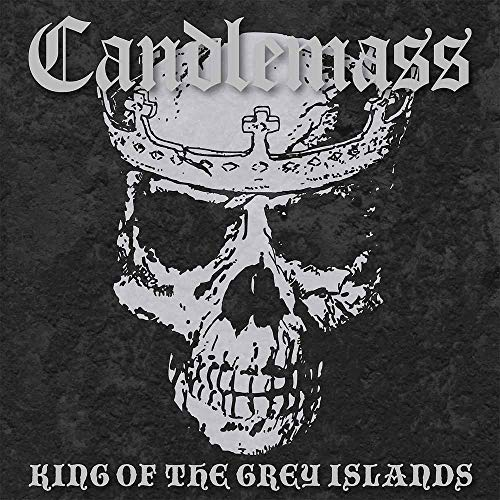 King Of The Grey Islands [VINYL] from BACK ON BLACK