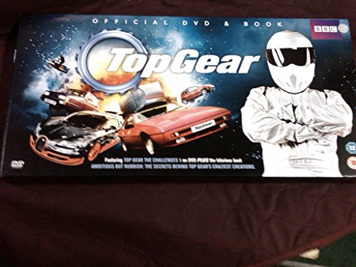 "BBC TOPGEAR - OFFICIAL DVD & BOOK - THE CHALLENGES 5 - ""AMBITIOUS BUT RUBBISH"" - PN: 082/00825605/24493 - GRD3596 from BBC"