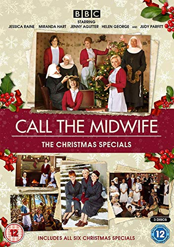 Call The Midwife - The Christmas Specials [DVD] [2018] from BBC