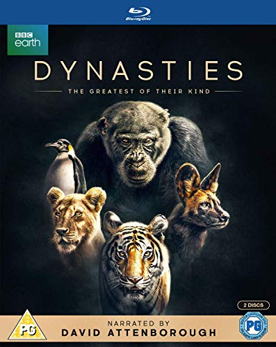 Dynasties [Blu-Ray] [2018] from BBC