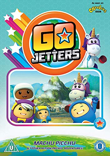 Go Jetters Machu Picchu, Peru & Other Adventures [DVD] [2019] from BBC