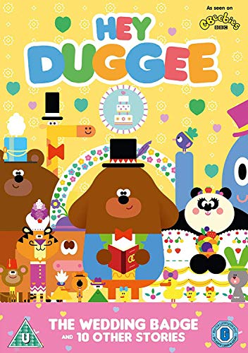 Hey Duggee - The Wedding Badge & Other Stories [DVD] [2018] from BBC