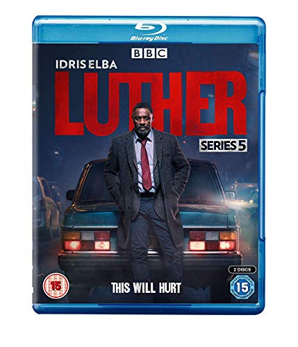 Luther Series 5 [Blu-ray] [2019] from BBC