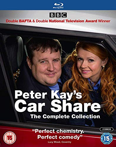 Peter Kay's Car Share - The Complete Collection [Blu-ray] [2018] from BBC
