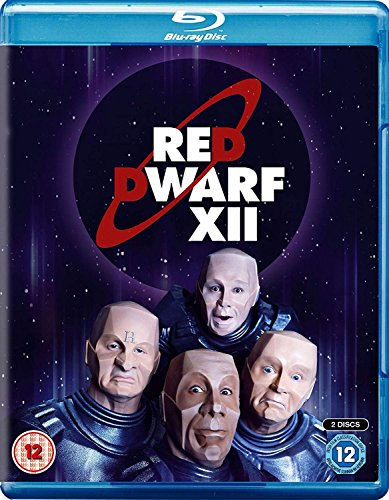 Red Dwarf - Series XII[Blu-ray] [2017] from BBC
