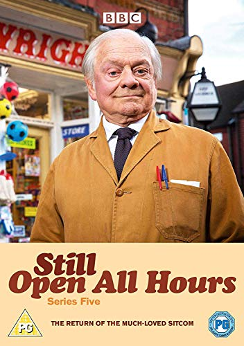 Still Open All Hours Series 5 [DVD] [2019] from BBC