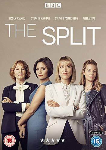 The Split [DVD] from BBC