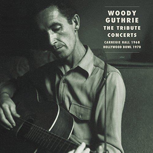 Woody Guthrie Tribute Concerts (3CD+2 Books) from BEAR FAMILY