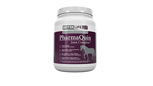 BettaLife - PharmaQuin Horse Joint Supplement Complete HA x 1 Kg from BETTALife