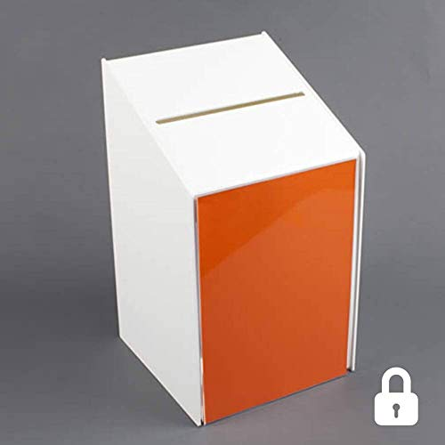 Lockable Suggestion Box with A4 Message Holder from BHMA Limited