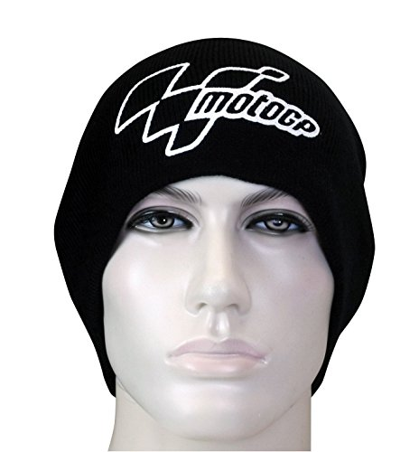 MotoGP Black Thermal Beanie Hat from BIKE IT