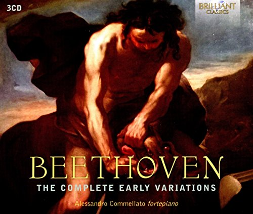 Beethoven: The Complete Early Variations from BRILLIANT CLASSICS