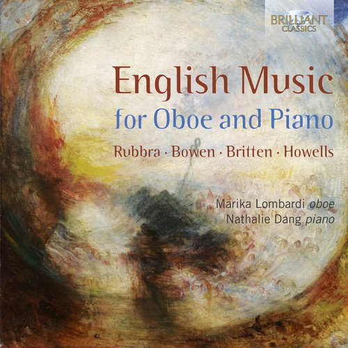 English Music For Oboe And Piano By Bowen, Britten, Howells & Rubbra from BRILLIANT CLASSICS