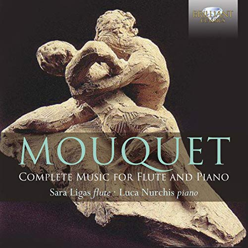 Mouquet: Complete Music For Flute And Piano from BRILLIANT CLASSICS