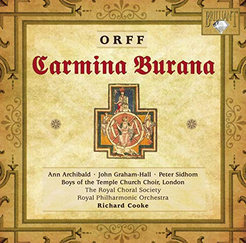 Orff - Carmina Burana from BRILLIANT CLASSICS