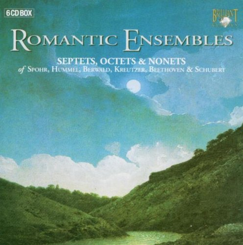 Romantic Ensembles from BRILLIANT CLASSICS