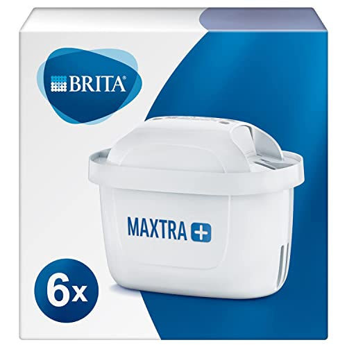 BRITA MAXTRA+ Water Filter Cartridges, Pack of 6 from BRITA