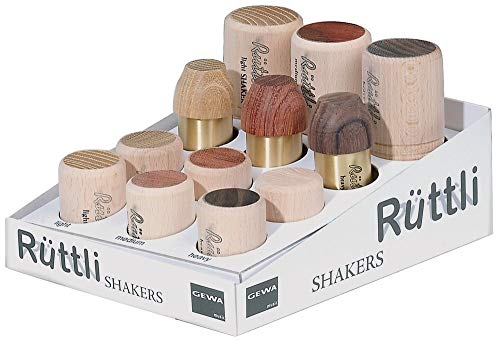 BSX 830090 Rüttli Shaker Set (Pack of 12) from BSX