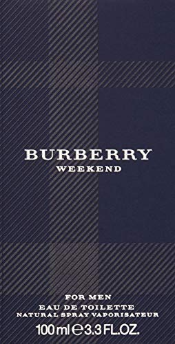 Weekend by Burberry Eau De Toilette For Men, 100ml from BURBERRY