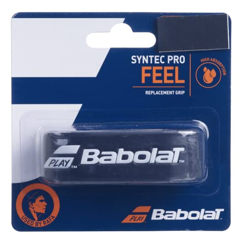 Babolat Unisex's Syntec Pro X 1 Racket Accesories, Black/Negro, One Size from Babolat