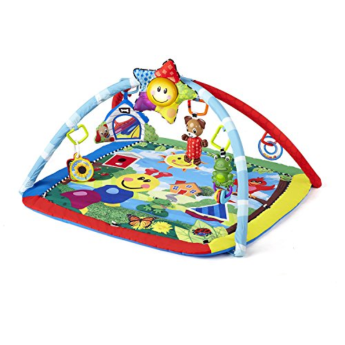 Baby Einstein Caterpillar and Friends Play Gym from Baby Einstein