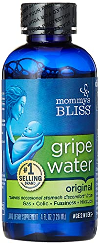 Mommy's Bliss Gripe Water  Liquid  4 Ounce Bottle from Baby's Bliss
