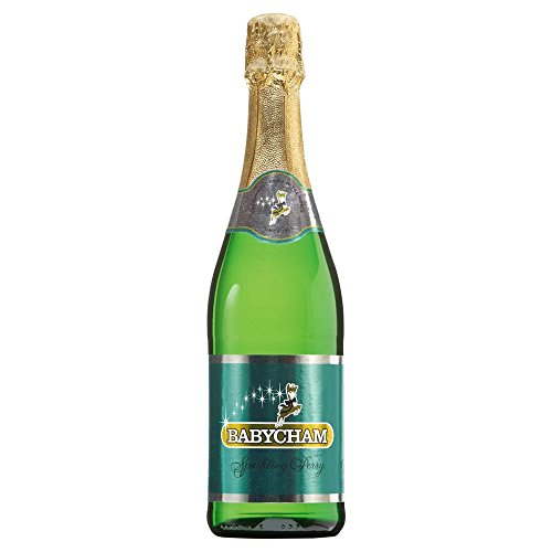 Babycham Popping Cork Sparkling Perry 75cl Bottle x 2 Pack from Babycham