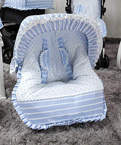 Babyline Oporto – Long Cushion for Chair Group 0 Blue from Babyline