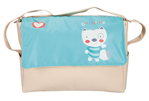 Bag Baby Lamination and with Leatherette from Babyline
