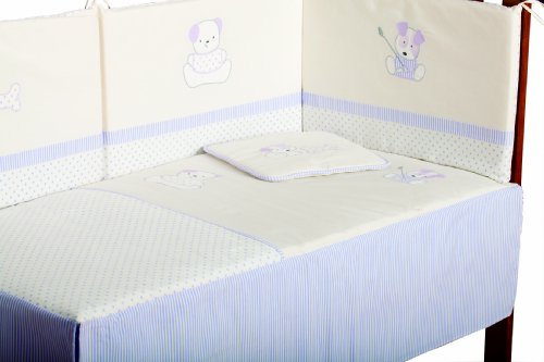 Quilt Crib Bebe 120 x 60, Attention. not included. from Babyline