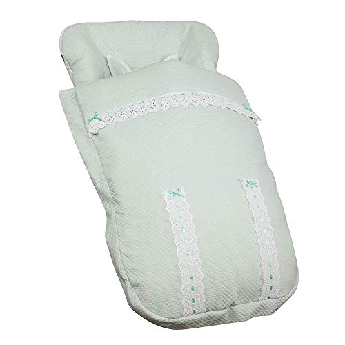 Sleeping Bag Universal Baby Chair + Gift Covers Harness, Removable, Fabric Rear 3d from Babyline