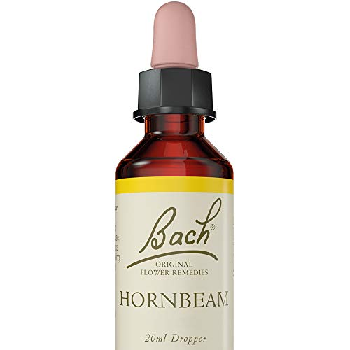 Bach Original Flower Remedy Hornbeam, 20 ml from Bach