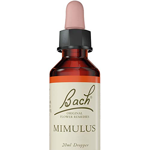 Bach Original Flower Remedy Mimulus, 20 ml from Bach