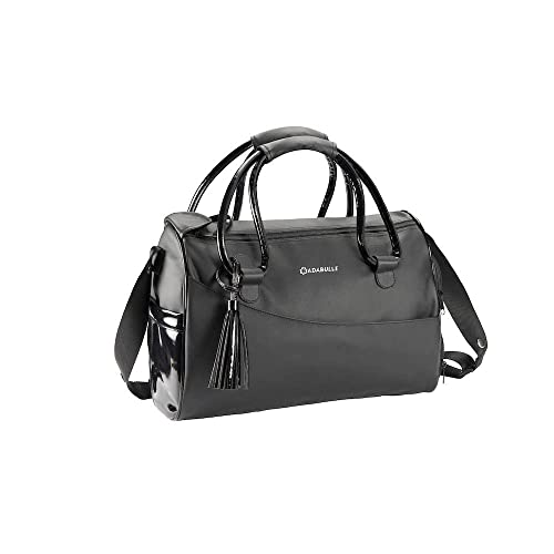 Badabulle Glossy Baby Changing Bag (Black) from Badabulle
