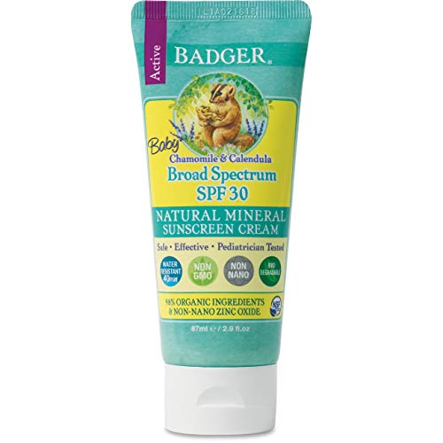 Badger | Sunscreen Baby SP30 | 1 x 87ml from Badger