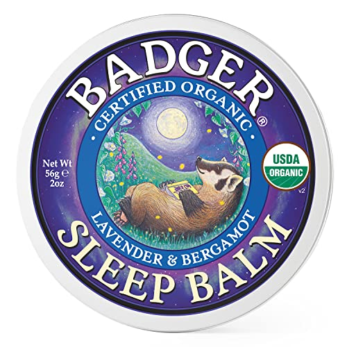 BADGER BALM Sleep Balm 56g (PACK OF 1) from Badger Balm