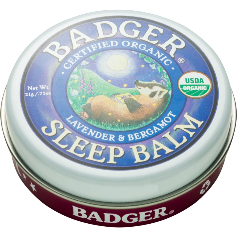 Badger Sleep Calm Sleep Balm 21 g from Badger