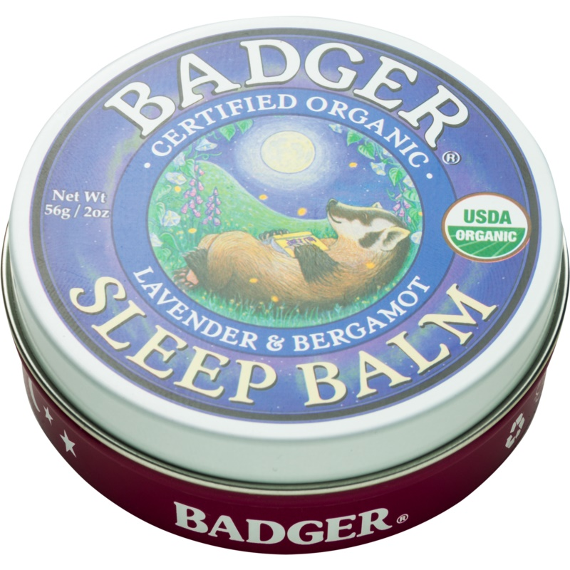 Badger Sleep Calm Sleep Balm 56 g from Badger