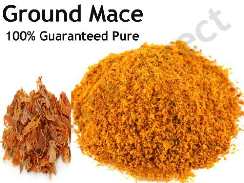 500g | Ground Mace Powder Javentri Indian Spice Cooking Health Arabic Chinese Cooking from Balsara's