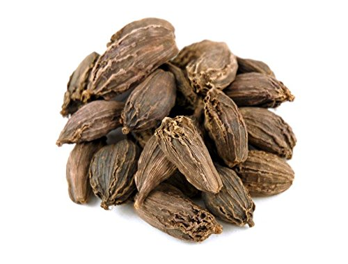 BALSARA'S Black Cardamom Pods 100g | Pure Cardamom PODS **Free UK Post** Black Cardamom Whole with Seeds Smoky Flavour from Balsara's