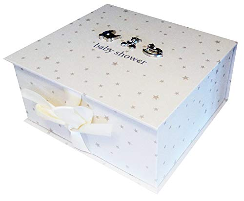 Bambino by Juliana - Baby Shower Keepsake Box - CG1061 - New from Bambino