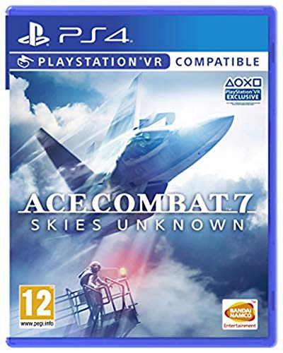 Ace Combat 7: Skies Unknown (PS4) from Bandai Namco Entertainment
