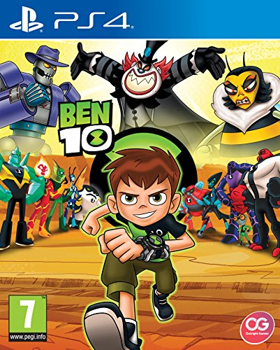 Ben 10 (PS4) from Bandai Namco Entertainment