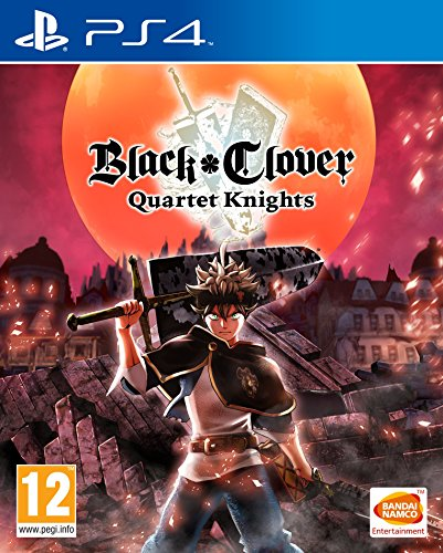 Black Clover Quartet Knights (PS4) from Bandai Namco Entertainment