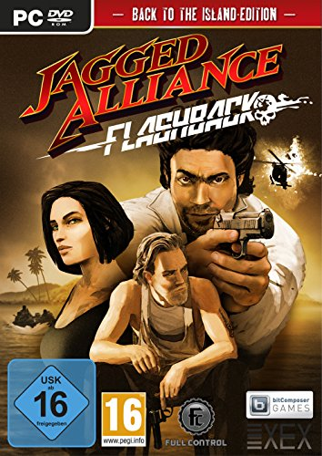 Jagged Alliance – Flashback – Back To The Island Edition from Bandai Namco Entertainment