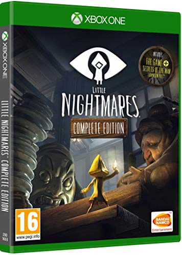 Little Nightmares - Complete Edition (Xbox One) from BANDAI NAMCO Entertainment