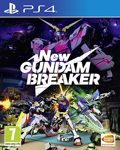 New Gundam Breaker (PS4) from Bandai Namco Entertainment