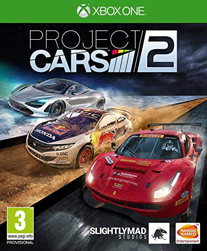 Project Cars 2 (Xbox One) from Bandai Namco Entertainment